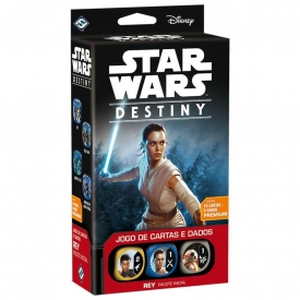 STAR WARS DESTINY REY PACOTE INICIAL