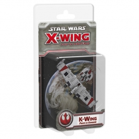 K-WING EXPANSÃO STAR WARS X-WING