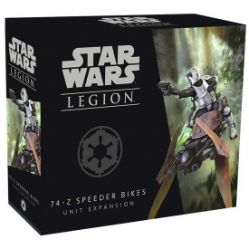 STAR WARS LEGION EXPANSÃO SPEEDER BIKES 74-Z