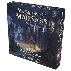 MANSIONS OF MADNESS EXPANSÃO ALEM DO LIMIAR