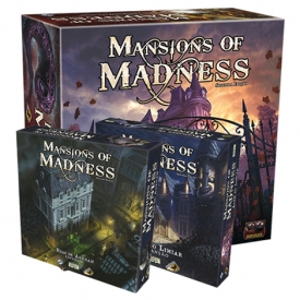 COMBO MANSIONS OF MADNESS + EXPANSÕES
