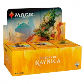 MAGIC THE GATHERING GUILDAS DE RAVNICA BOOSTER BOX