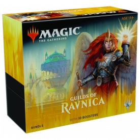 MAGIC THE GATHERING GUILDAS DE RAVNICA BUNDLE
