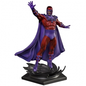 MAGNETO MARVEL COMICS SERIES 1/10 IRON STUDIOS