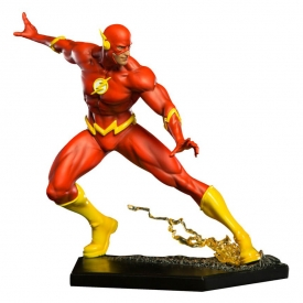 THE FLASH COMIC SERIES 1/10 IRON STUDIOS