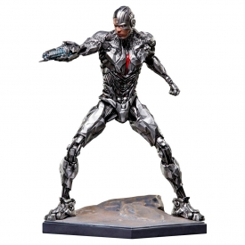 JUSTICE LEAGUE CYBORG ART SCALE 1/10 IRON STUDIOS