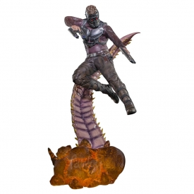 GUARDIÕES DA GALÁXIA 2 STAR LORD 1/10 IRON STUDIOS