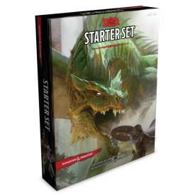 DUNGEONS & DRAGONS STARTER SET RPG