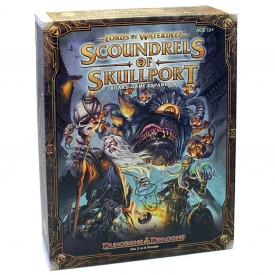 LORDS OF WATERDEEP SCOUNDRELS OF SKULLPORT DUNGEONS & DRAGONS