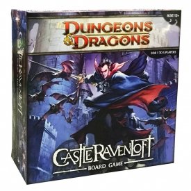 CASTLE RAVENLOFT DUNGEONS & DRAGONS