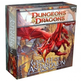 WRATH OF ASHARDALON DUNGEONS & DRAGONS