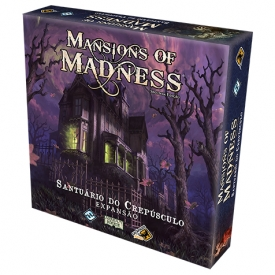 MANSIONS OF MADNESS EXPANSÃO SANTUÁRIO DO CREPÚSCULO