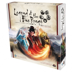 LEGEND OF THE FIVE RINGS CARD GAME CORE SET