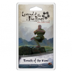 LEGEND OF THE FIVE RINGS PACOTE DE DINASTIA SUSPIRO DOS KAMIS