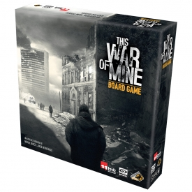 THIS WAR OF MINE BOARD GAME