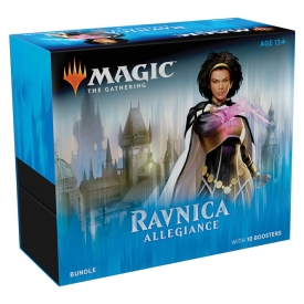 MAGIC THE GATHERING LEALDADE EM RAVNICA BUNDLE
