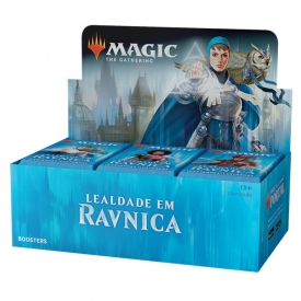 MAGIC THE GATHERING LEALDADE EM RAVNICA BOOSTER BOX