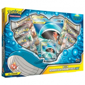 POKEMON BOX BORRIFADA GIGANTESCA GX