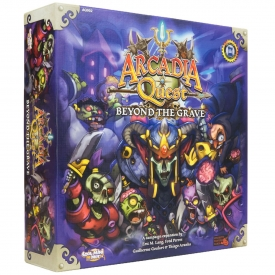 ARCADIA QUEST BEYOND THE GRAVE