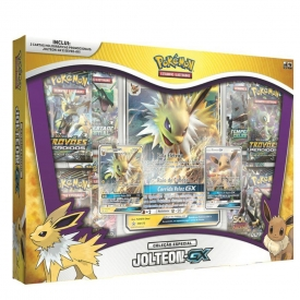 POKEMON BOX JOLTEON GX