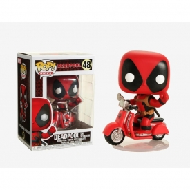 POP! MARVEL DEADPOOL ON A SCOOTER #48
