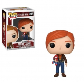 POP! MARVEL SPIDER-MAN - MARY JANE #396
