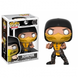 POP! MORTAL KOMBAT - SCORPION #250