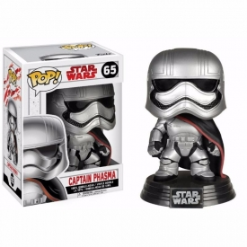 POP! STAR WARS - CAPTAIN PHASMA #65
