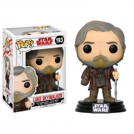 POP! STAR WARS - LUKE SKYWALKER #193
