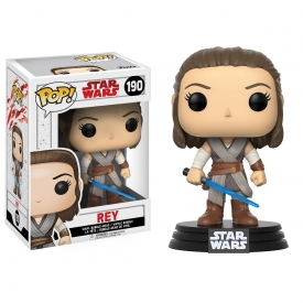 POP! STAR WARS - REY #190