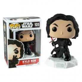 POP! STAR WARS - KYLO REN #105