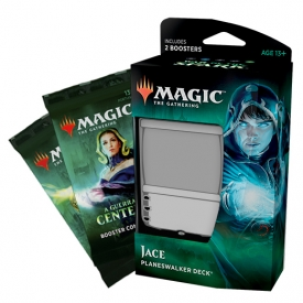 MAGIC THE GATHERING A GUERRA DA CENTELHA DECK JACE - PRÉ-VENDA