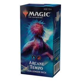 MAGIC THE GATHERING CHALLENGER DECK 2019 ARCANE TEMPO