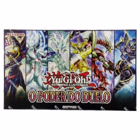 YU-GI-OH! COLLECTION BOX DUEL POWER - O PODER DO DUELO