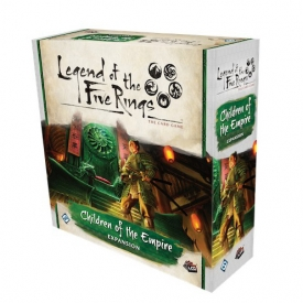 LEGEND OF THE FIVE RINGS CARD GAME FILHOS DO IMPÉRIO