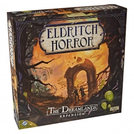 ELDRITCH HORROR AS TERRAS ONÍRICAS