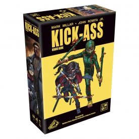 KICK-ASS: BOARD GAME