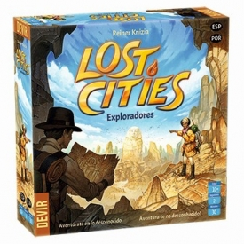 EXPLORADORES - LOST CITIES