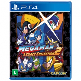 MEGAMAN LEGACY COLLECTION 2 PS4