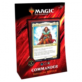 MAGIC THE GATHERING COMMANDER 2019 INTELECTO MÍSTICO