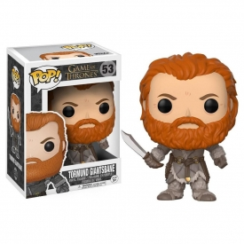 FUNKO POP GAME OF THRONES - TORMUND GIANTSBANE #53