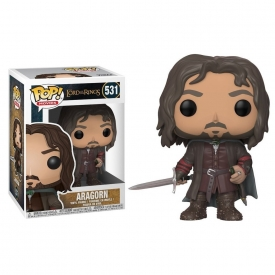 FUNKO POP LORD OF THE RINGS - ARAGORN #531
