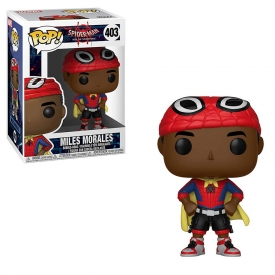 FUNKO POP MARVEL ANIMATED SPIDER-MAN - MILES MORALES #403