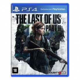 THE LAST OF US PART II PS4 + CANECA EXCLUSIVA