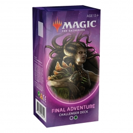 MAGIC THE GATHERING CHALLENGER DECK 2020 FINAL ADVENTURE