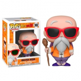 POP! FUNKO POP DRAGON BALL Z4 MASTER ROSHI #382