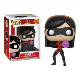 POP! FUNKO POP DISNEY INCREDIBLES 2 - VIOLET #365