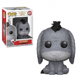 POP! FUNKO POP DISNEY CHRISTOPHER ROBIN EEYORE #437