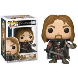 POP! FUNKO POP LORD OF THE RINGS - BOROMIR #630