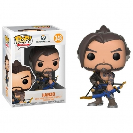 POP! FUNKO POP OVERWATCH HANZO #348